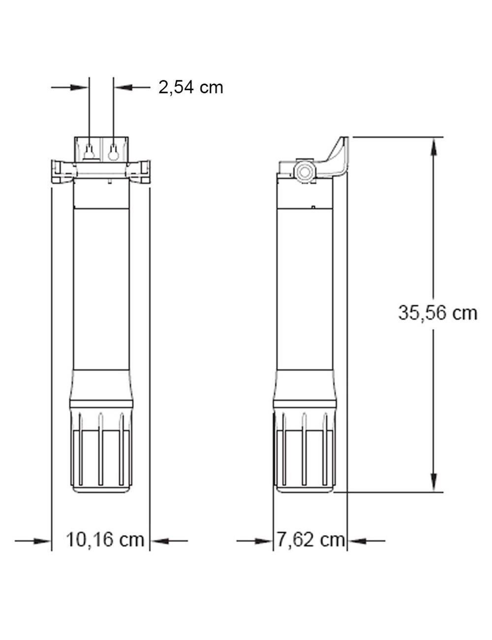 Filtre à eau sous évier