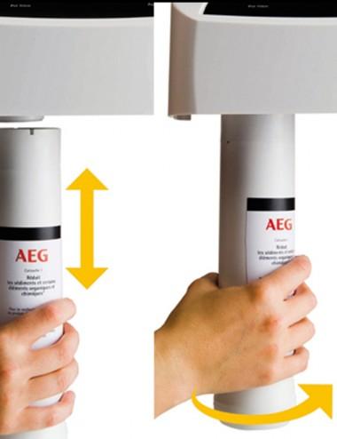 Pré/post filtres pour osmoseur d'eau
